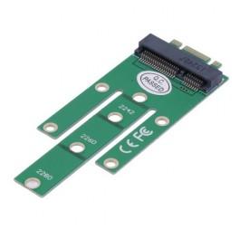 Adaptér M.2 NGFF pro mSATA SSD