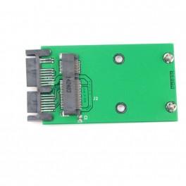 Adaptér micro SATA pro mSATA SSD
