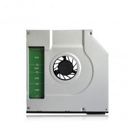 Externí box DVD slim SATA3 pro M.2 NGFF SSD