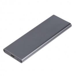 Externí box USB 3.1 typ C pro M.2 NGFF SSD