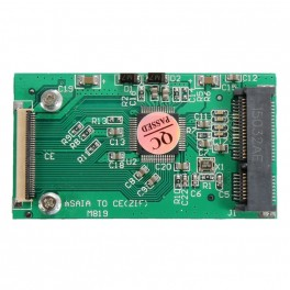 Adaptér ATA ZIF pro mSATA PCI-E SSD