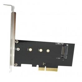 Adaptér PCIe pro M.2 NVMe SSD